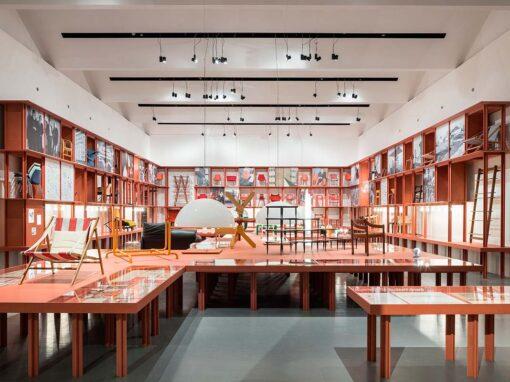 """Triennale Milano, """"Vico Magistretti. Architetto milanese"""". Photo © Gianluca Di Ioia"""