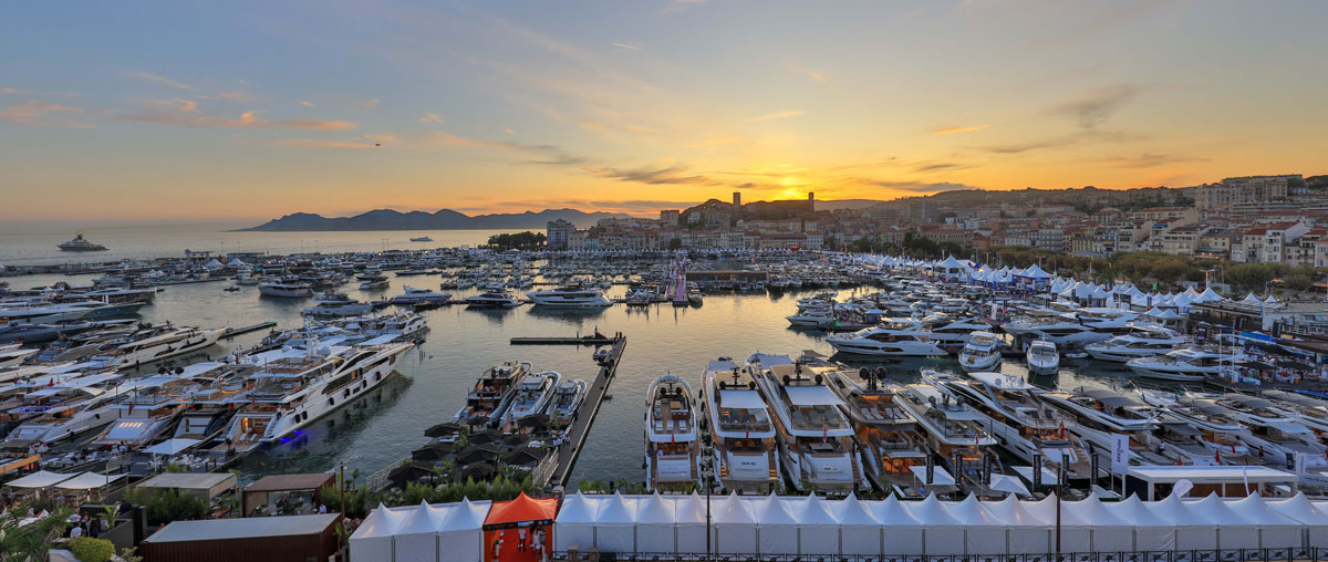Yachting Festival Cannes © Abracadabra Studios