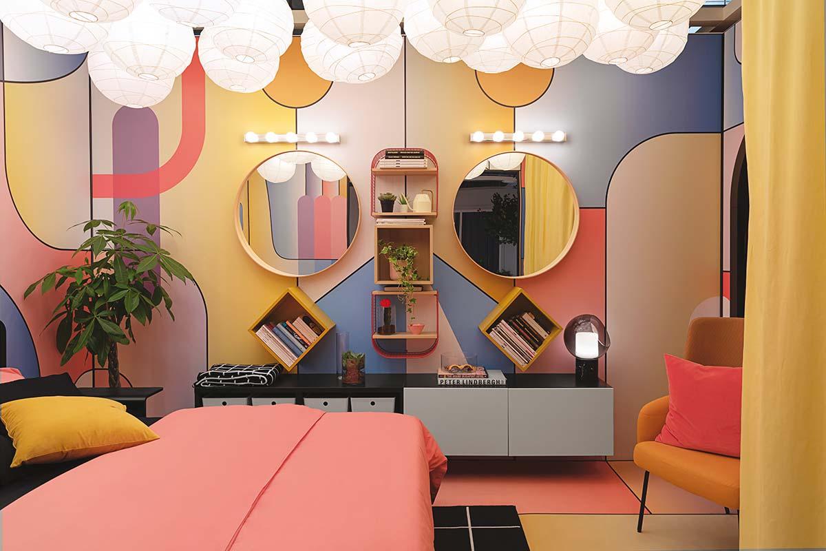 Anticamera dei sogni by Elena Salmistraro, IKEA Italia