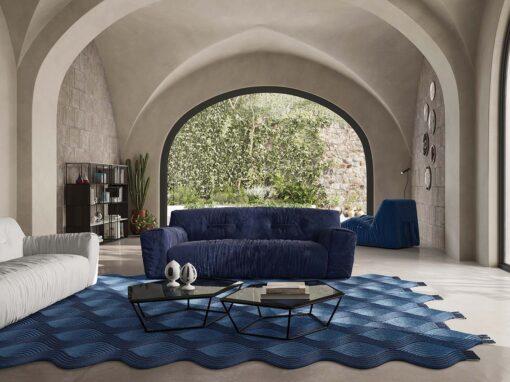 Argo by Natuzzi Italia, Design Paola Navone
