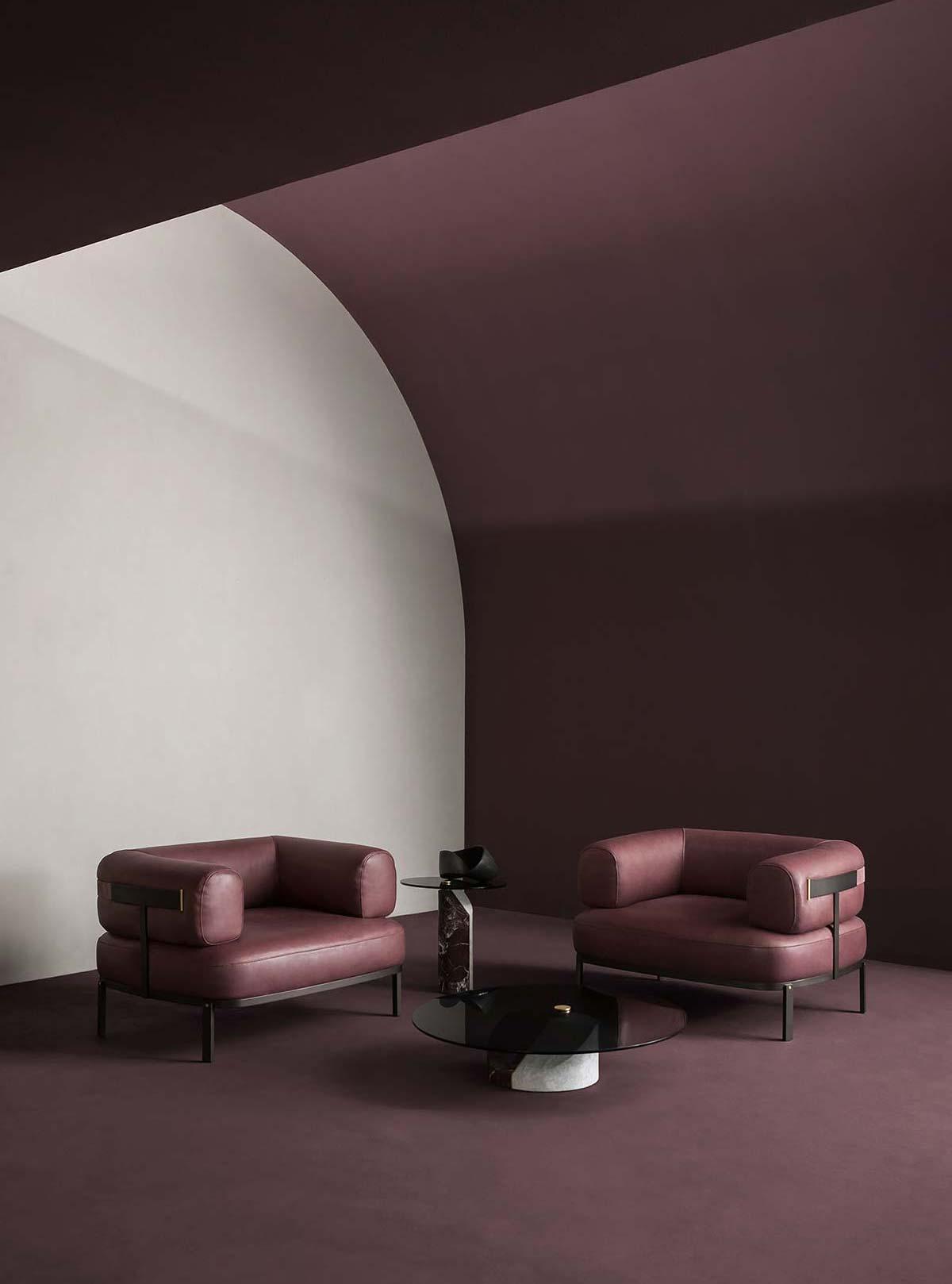 Belt by Baxter, Design Federico Peri