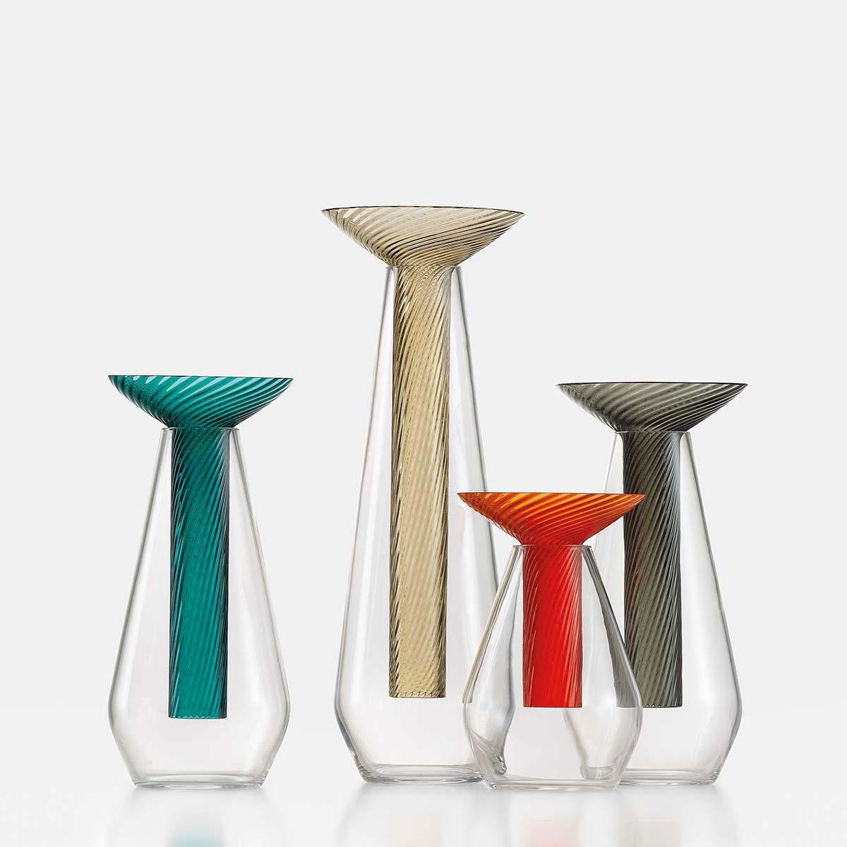 Calici collection by Salviati, Design Federico Peri