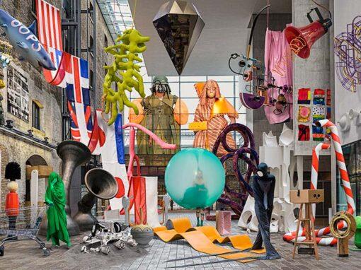 WantedDesign, Central Saint Martins, University of the Arts London
