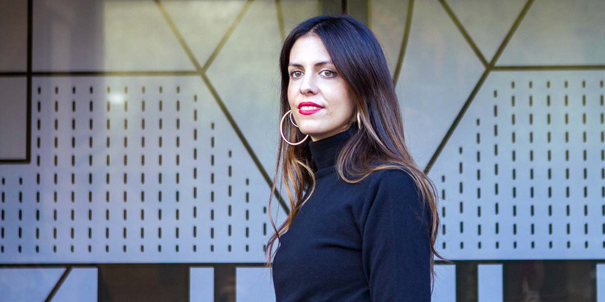 Elena Salmistraro - Photo © Virginia Bettoja