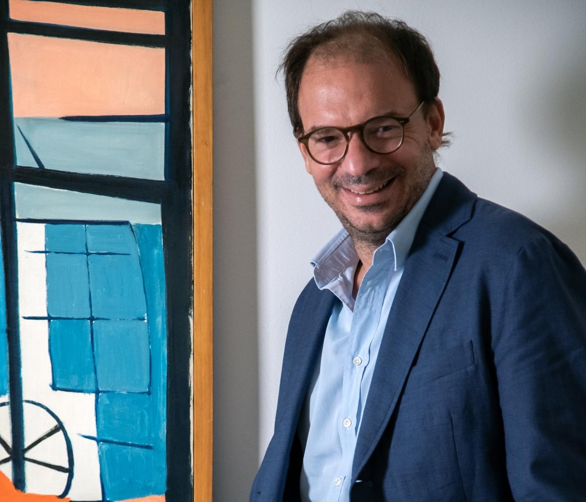Federico Palazzari, CEO of Nemo