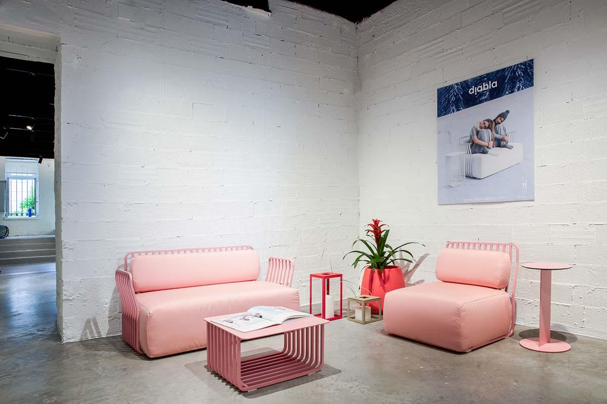 Gandia Blasco Group, new flagship store, Madrid