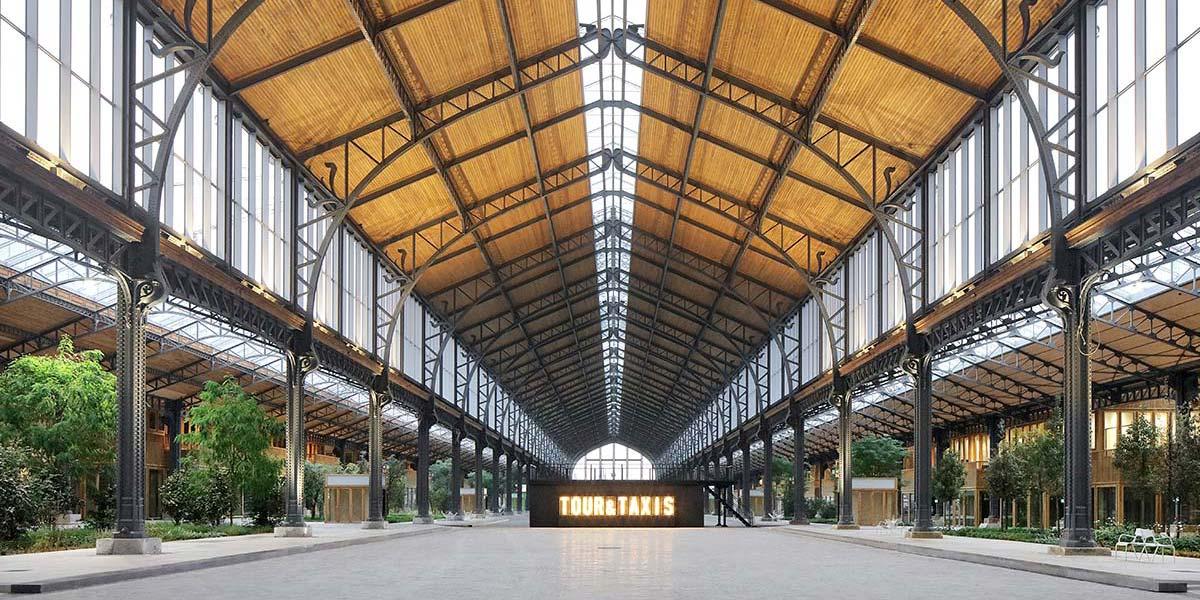 Gare Maritime, Bruxelles