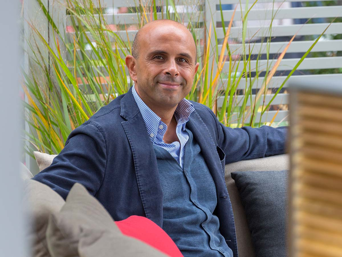 Gian Paolo Migliaccio, CEO of Ethimo