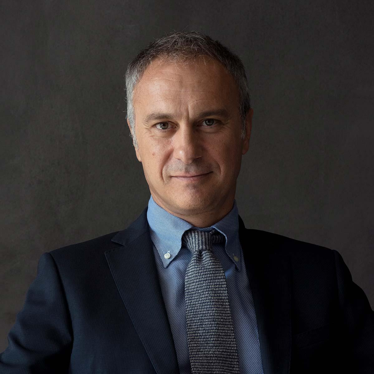 Gilberto Negrini, CEO of B&B Italia