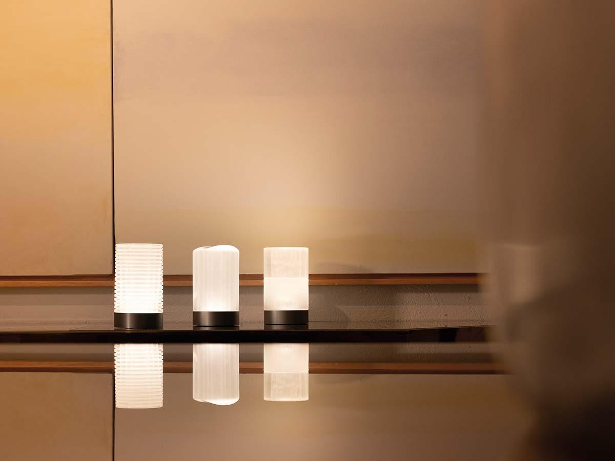 Incisioni Collection by Purho Murano, Design Federico Peri