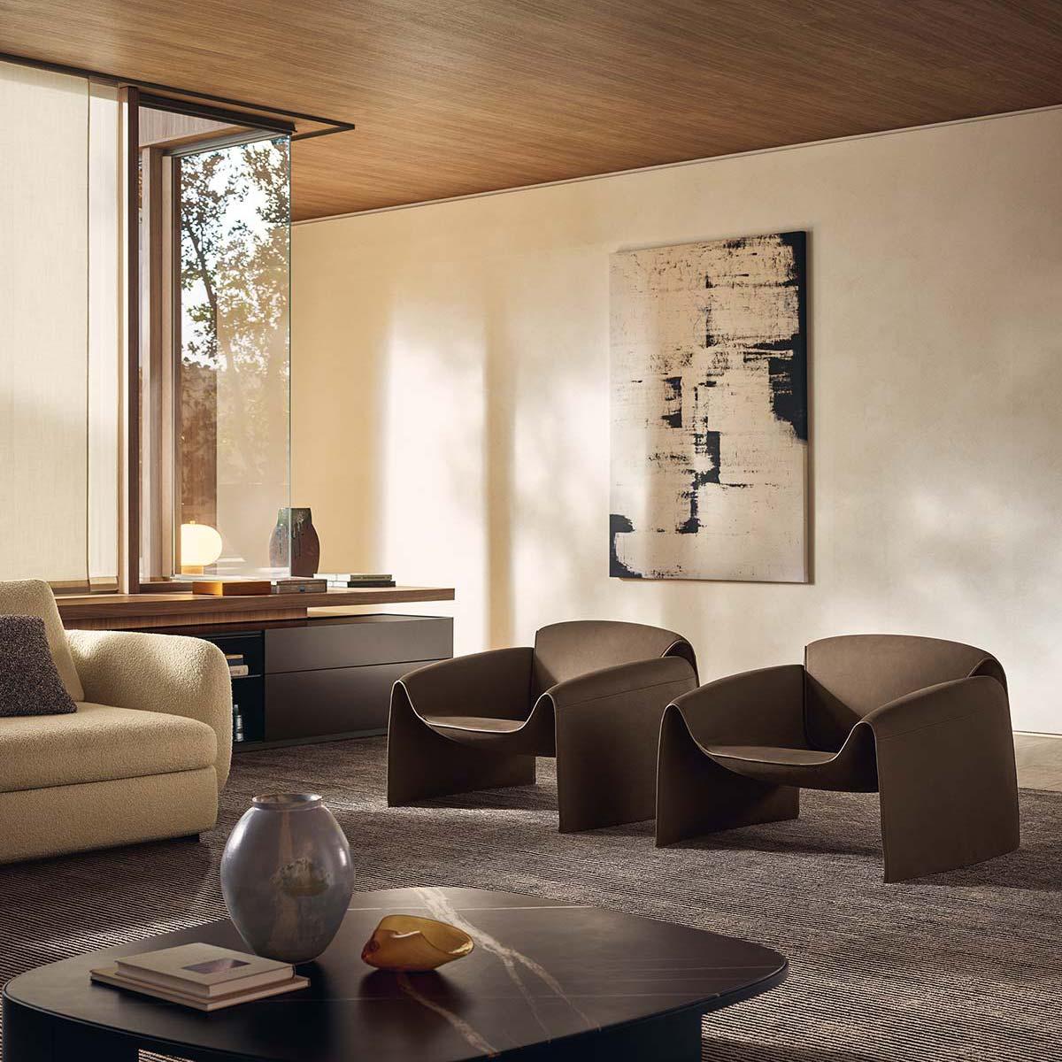 Le Club by Poliform, Design Jean-Marie Massaud