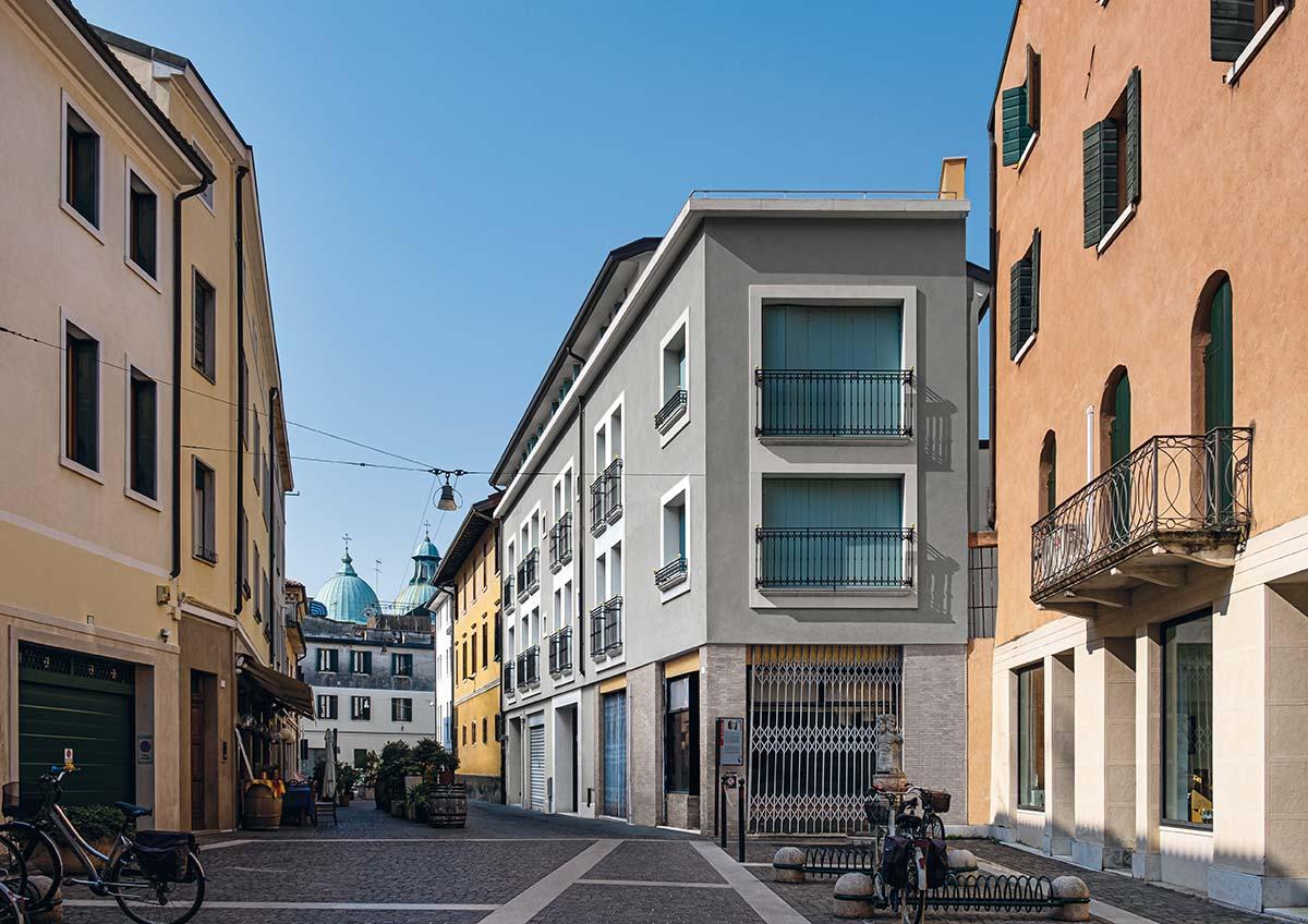 Palazzo TreVisi, Treviso
