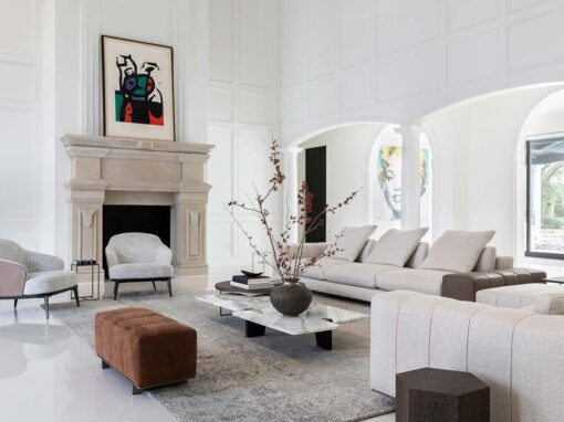 Private residence, Houston - Photo © Julie Soefer