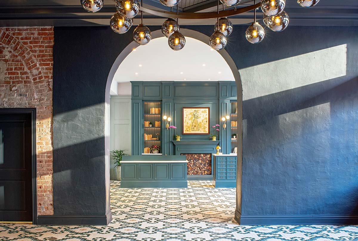 The Eliza Jane Hotel, New Orleans, USA