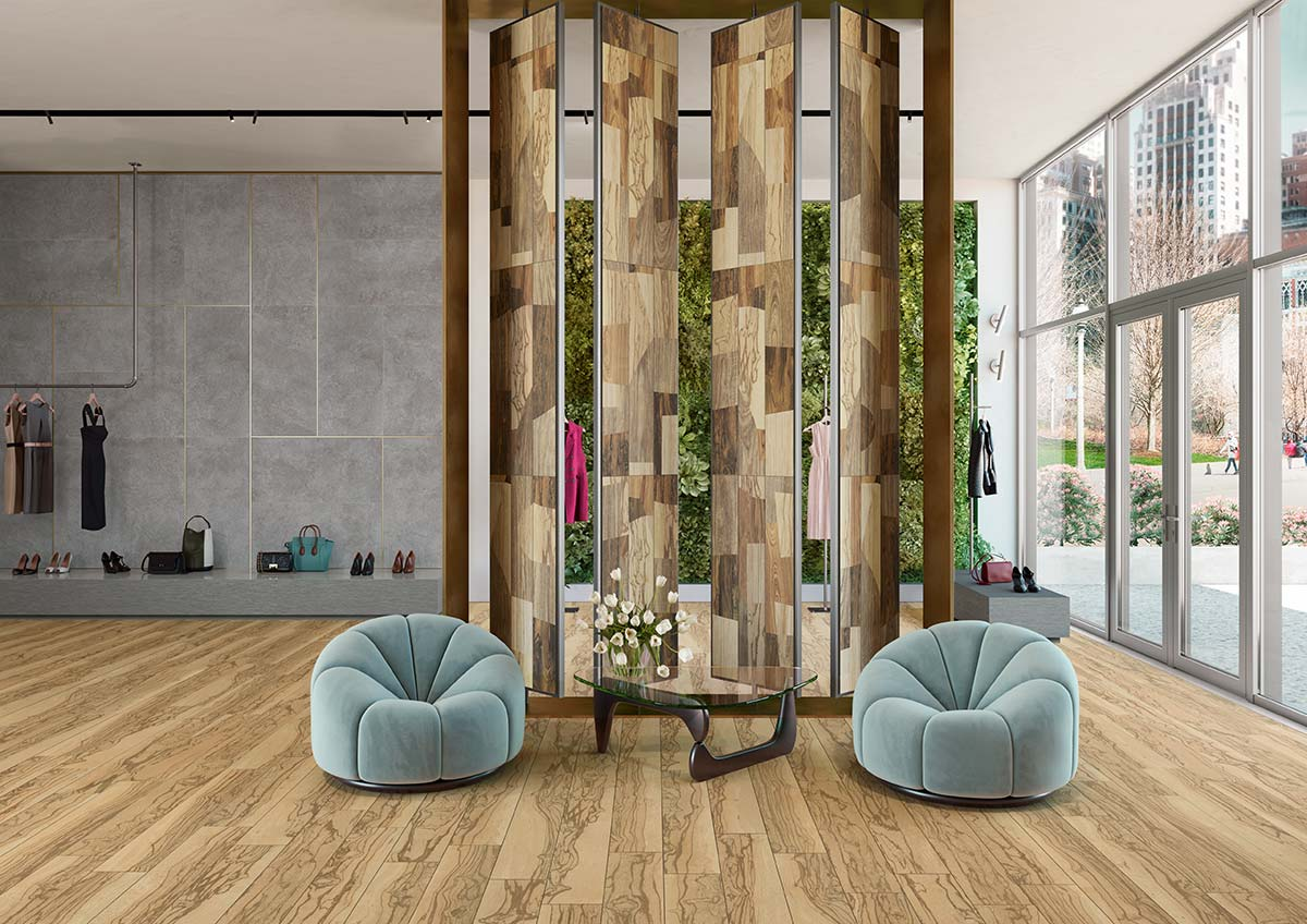 Ultramod collection by Ceramiche Keope