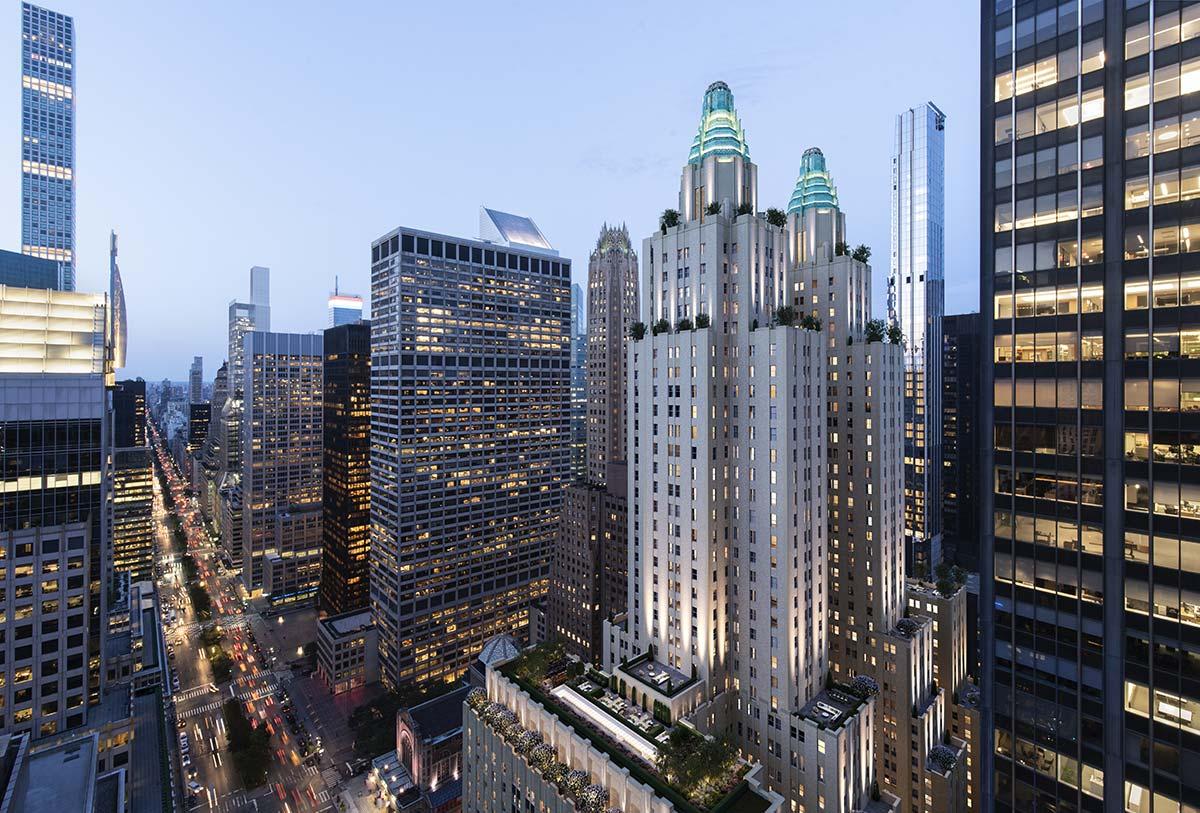 Waldorf Astoria, New York