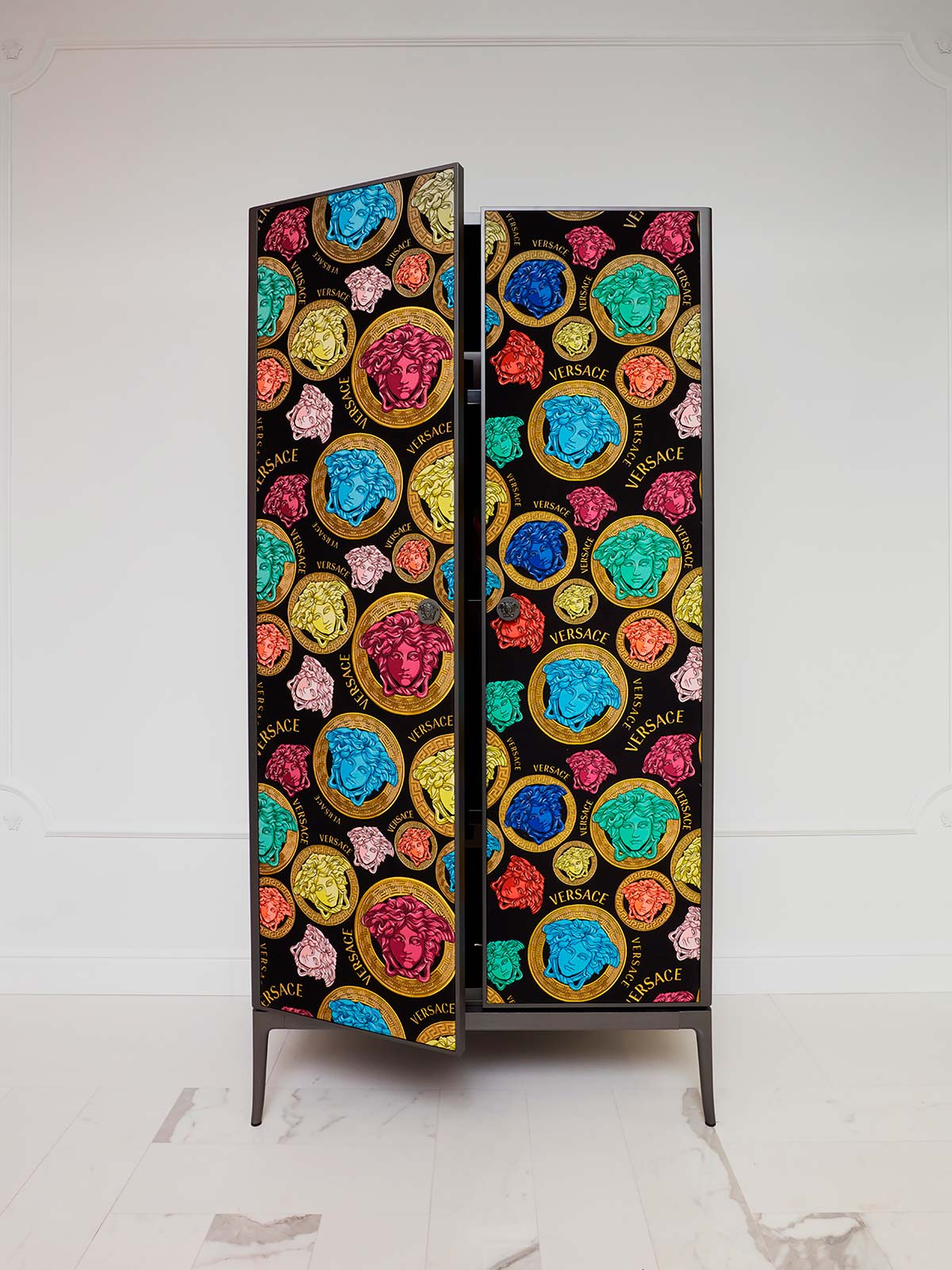 Cabinet Stiletto by Versace Home