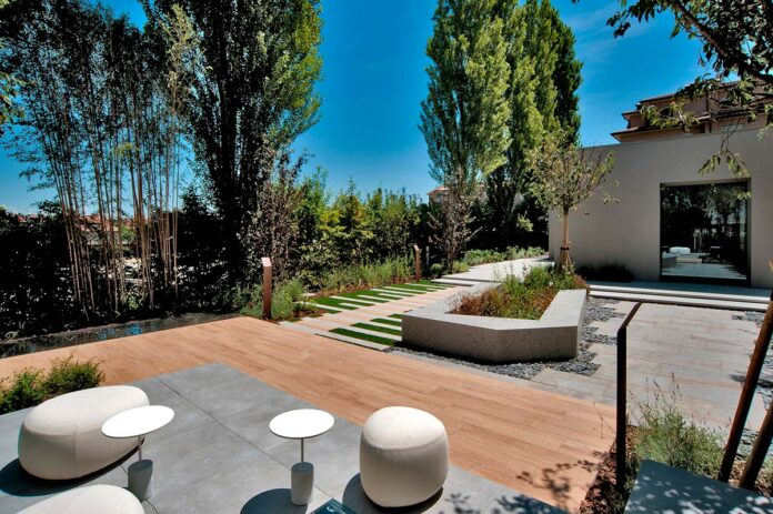 Ceramiche Keope, New Outdoor Pavilion
