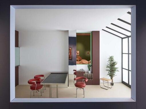 Charlotte Perriand: The Modern Life - The Design Museum, London