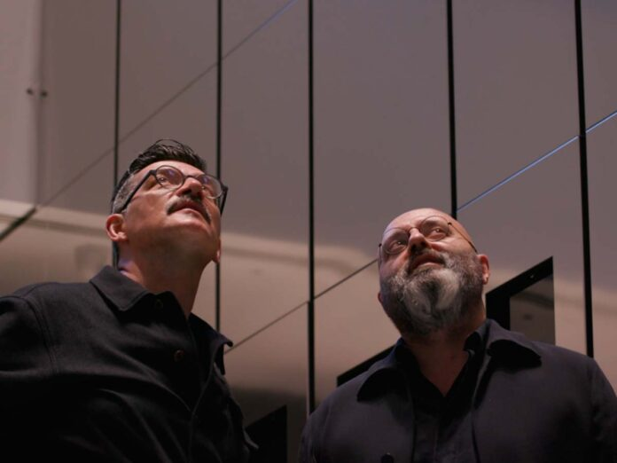 Fabio Calvi & Paolo Brambilla @ Signature Kitchen Suite showroom