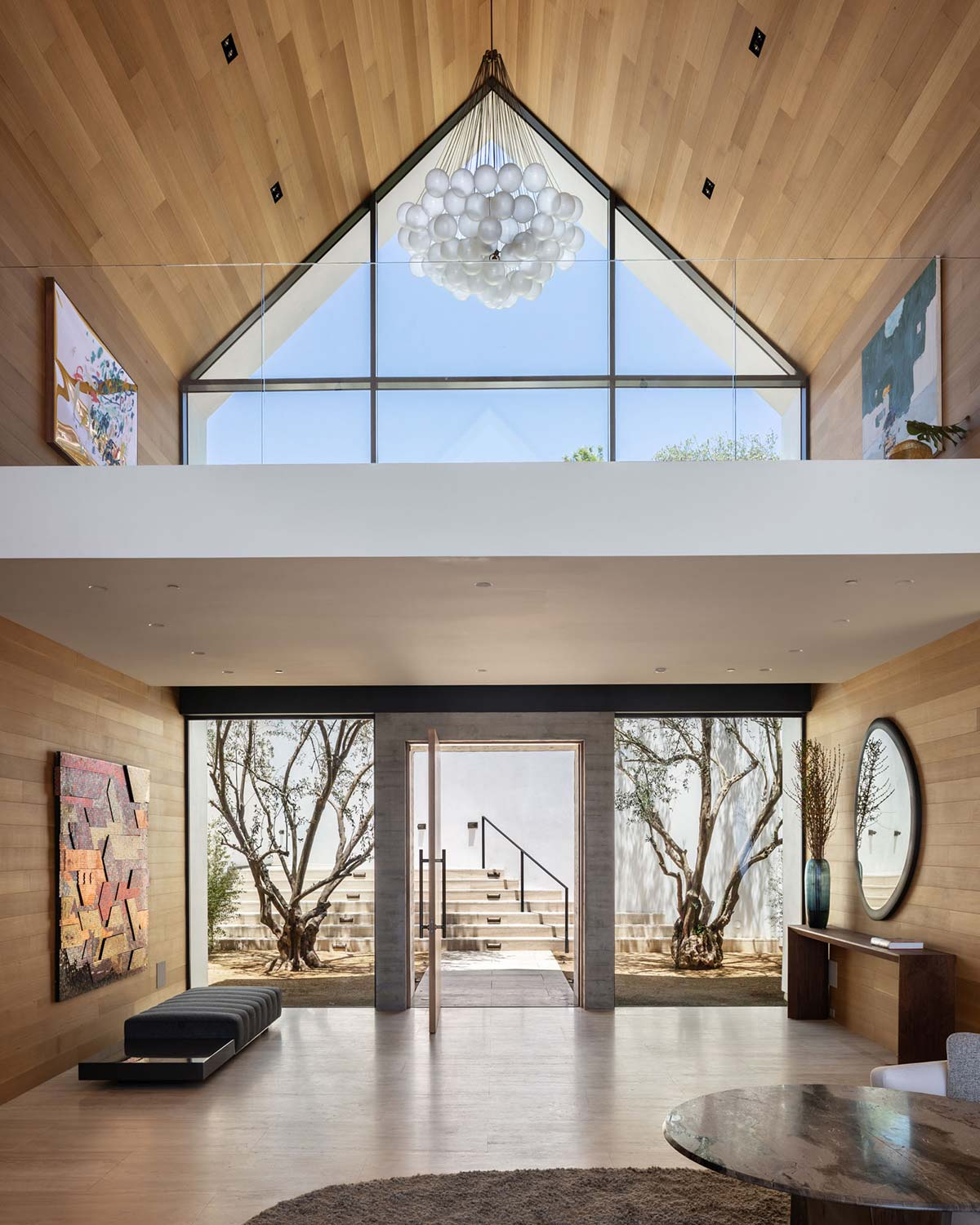 Forest Knoll Residence, Los Angeles