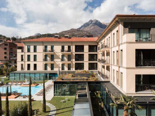 Gran Hotel Vittoria, Menaggio