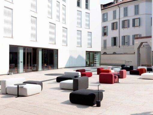 Lapalma for Architects, Piazza Gorani
