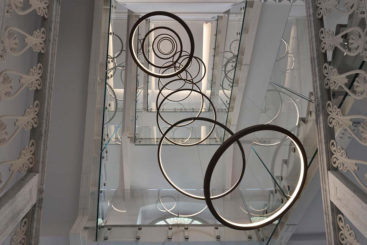 Linea Light Group, Gran Hotel Vittoria, Menaggio