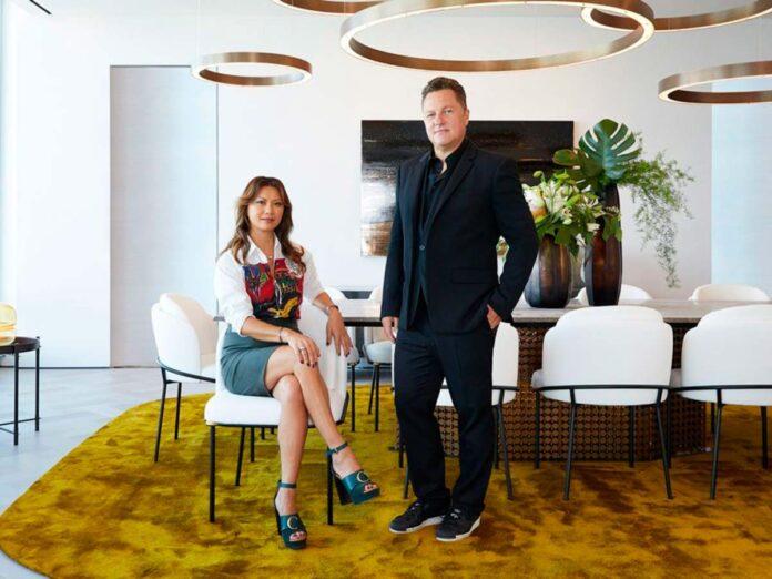 Mary Ta & Lars Hypko, Mass Beverly