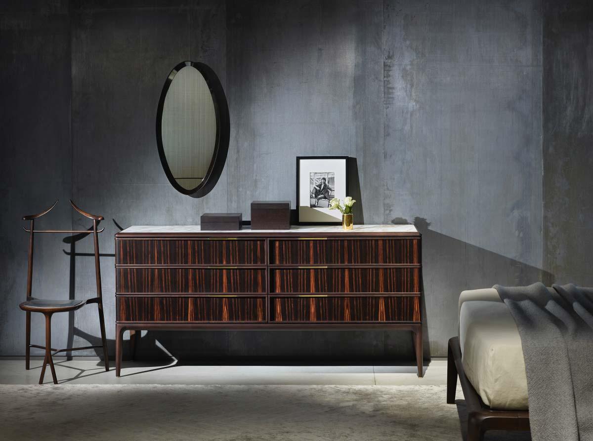 Oblique by Ceccotti, Design Draw Studio