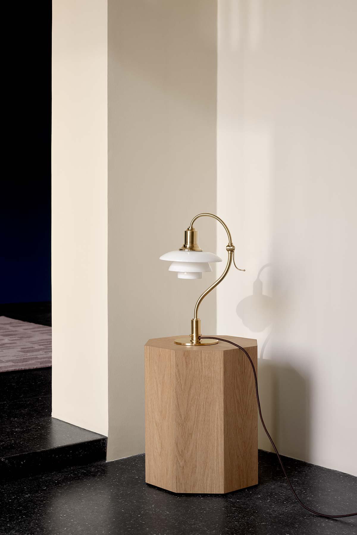 PH2/2 Question Mark by Louis Poulsen, Design Poul Henningsen