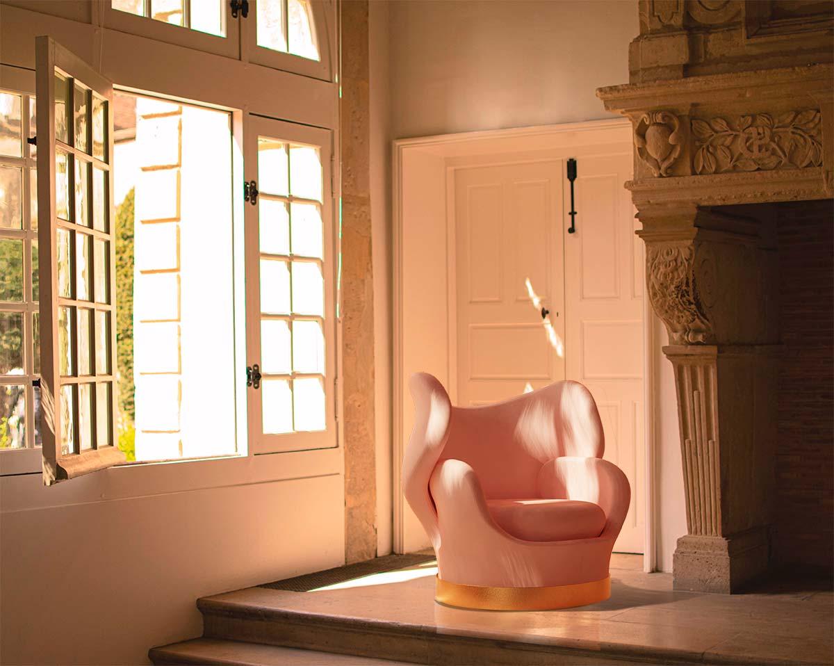 Paris Design Week, Pierre Gonalons, L'Orangerie © DR