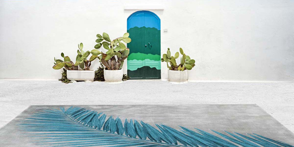 Reflection in Blue, Artists Selection by Sahrai, Design Christian Hetzel
