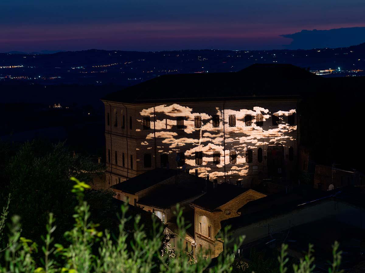 iGuzzini, Light for Future, Ex Convento Clarisse