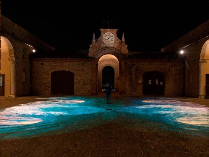 iGuzzini, Light for Future, Palazzo Venieri