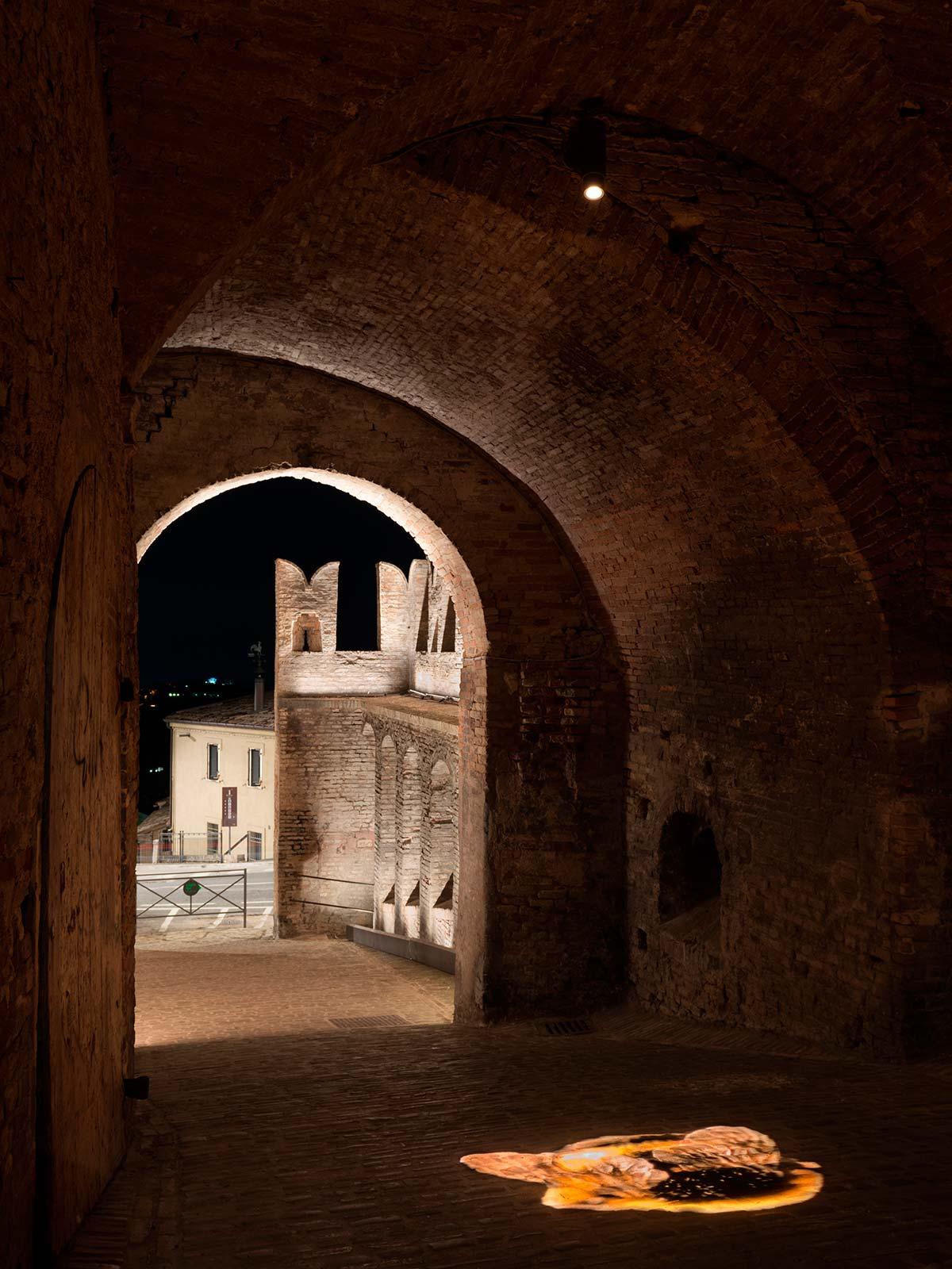 iGuzzini, Light for Future, Porta San Filippo