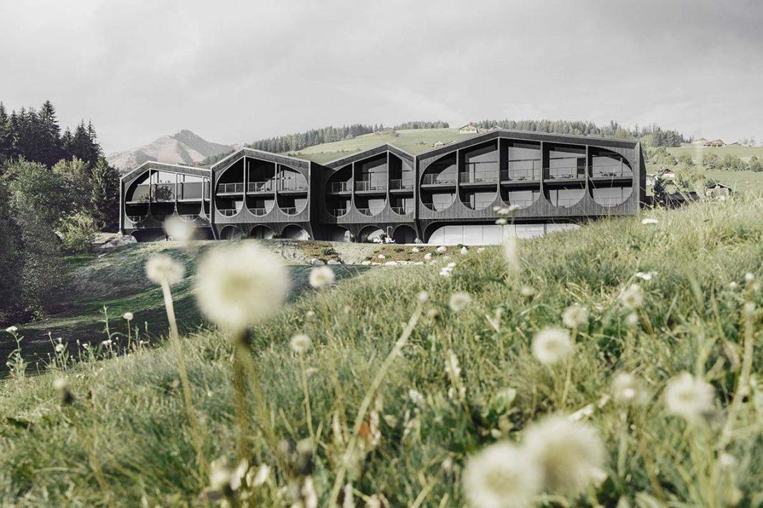 Hotel Milla Montis by Peter Pichler Architecture
