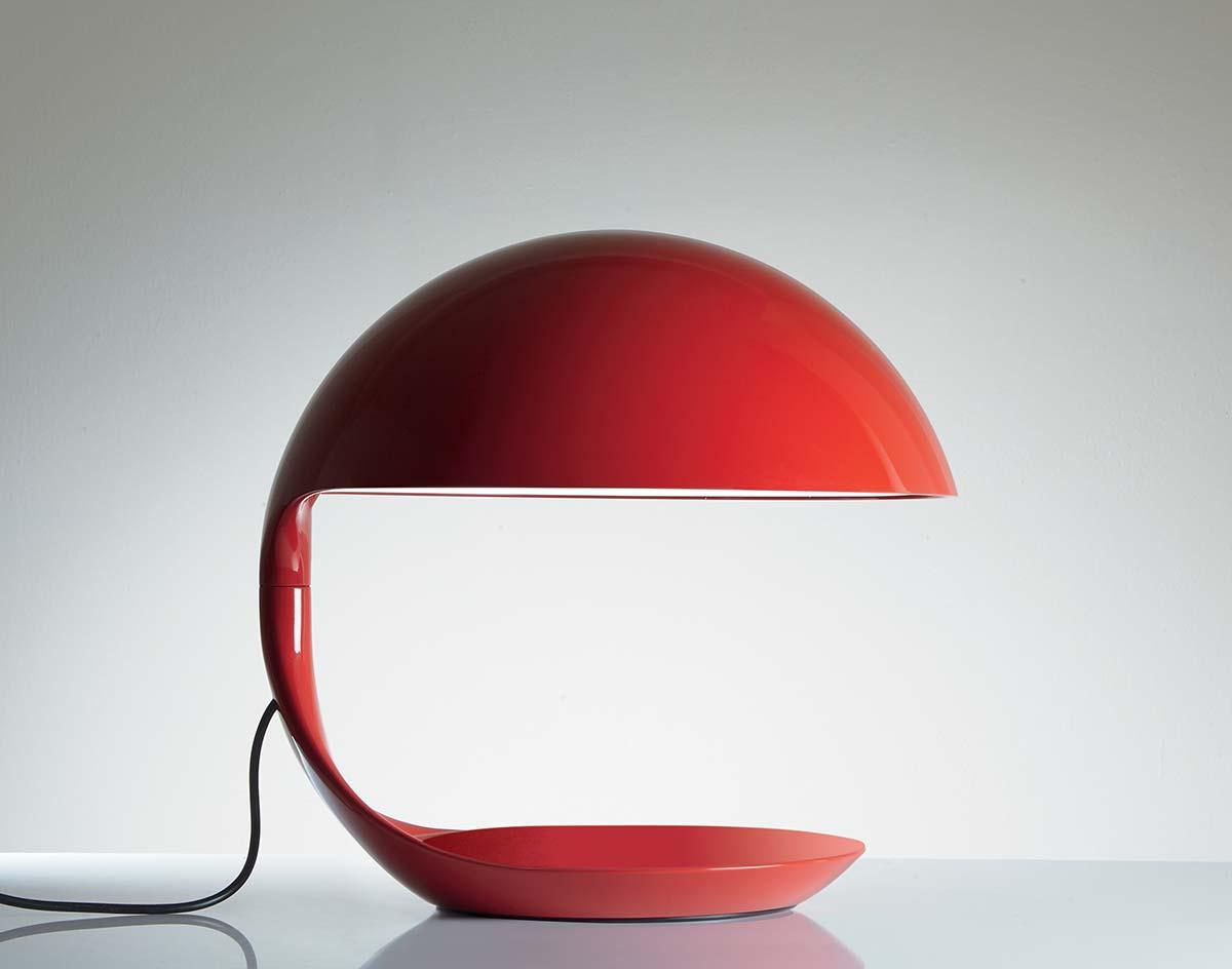 Cobra by Martinelli Luce, Design Elio Martinelli