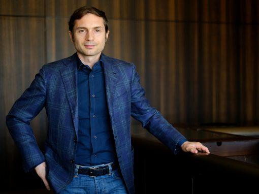 Emanuel Colombini, Presidente del Gruppo Colombini