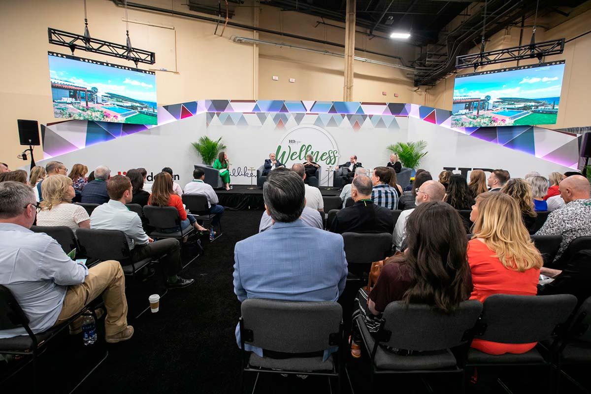 HD Expo Las Vegas, Social Hub 2019
