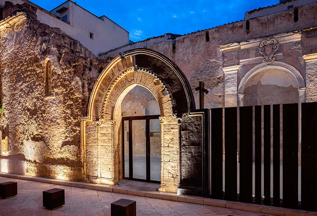 L&L Luce&Light, Ex Chiesa San Giovannello, Marsala