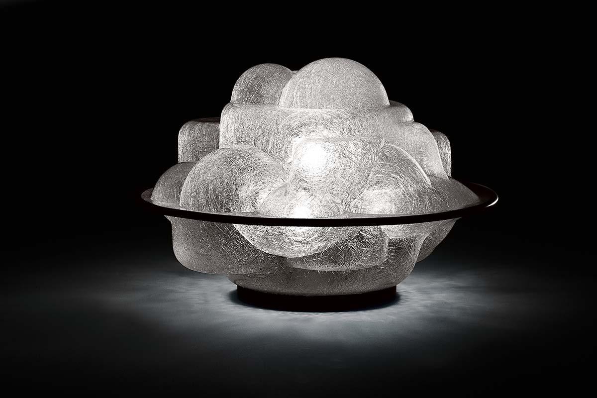 Profiterolle by Martinelli Luce, Design Sergio Asti