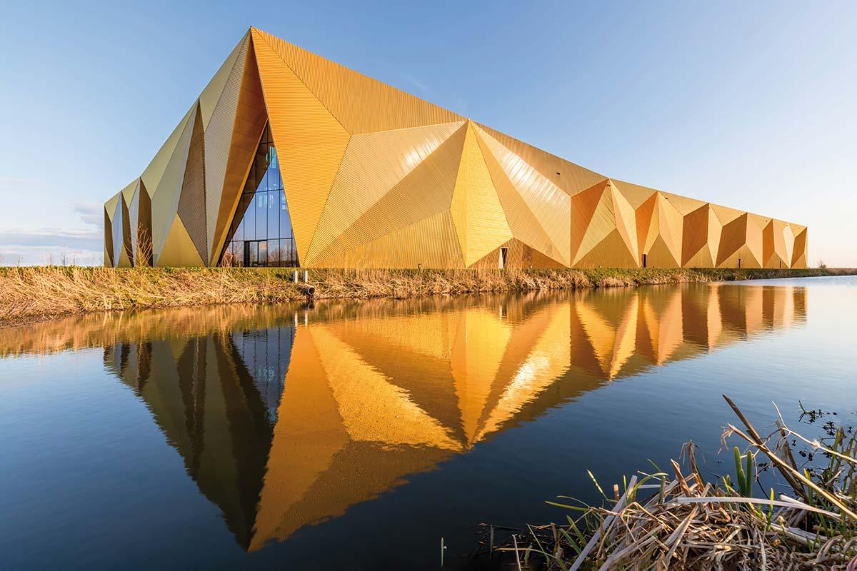 The Dutch Vault, Houten, The Netherlands - Photo © Marco de Groot marcorama fotografie