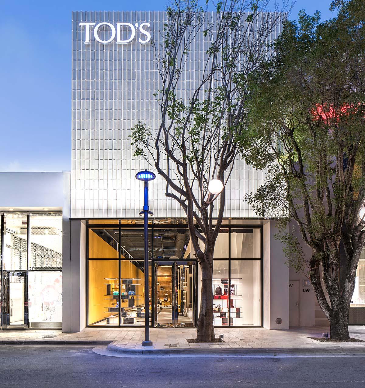 Tod's, Miami - Photo © Luca Pioltelli
