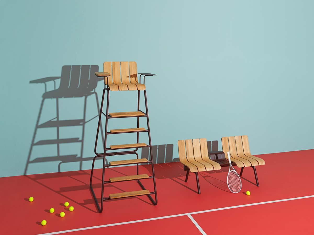 Ace by Ethimo, Design Patrick Norguet