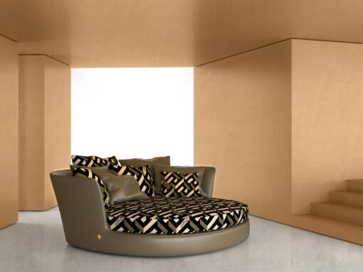 Aeternitas Love Bed by Versace Home