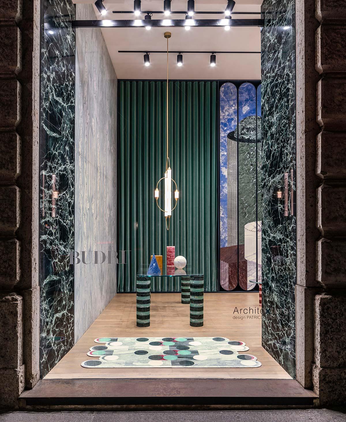 Architexture Collection by Budri, Design Patricia Urquiola