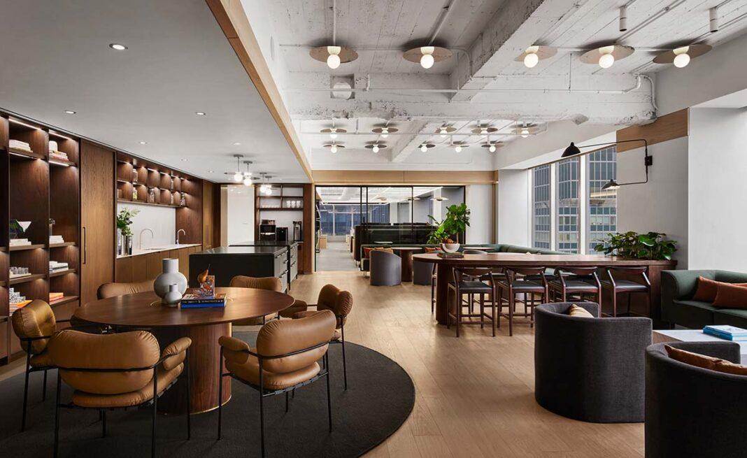 BentallGreenOak headquarters, New York City