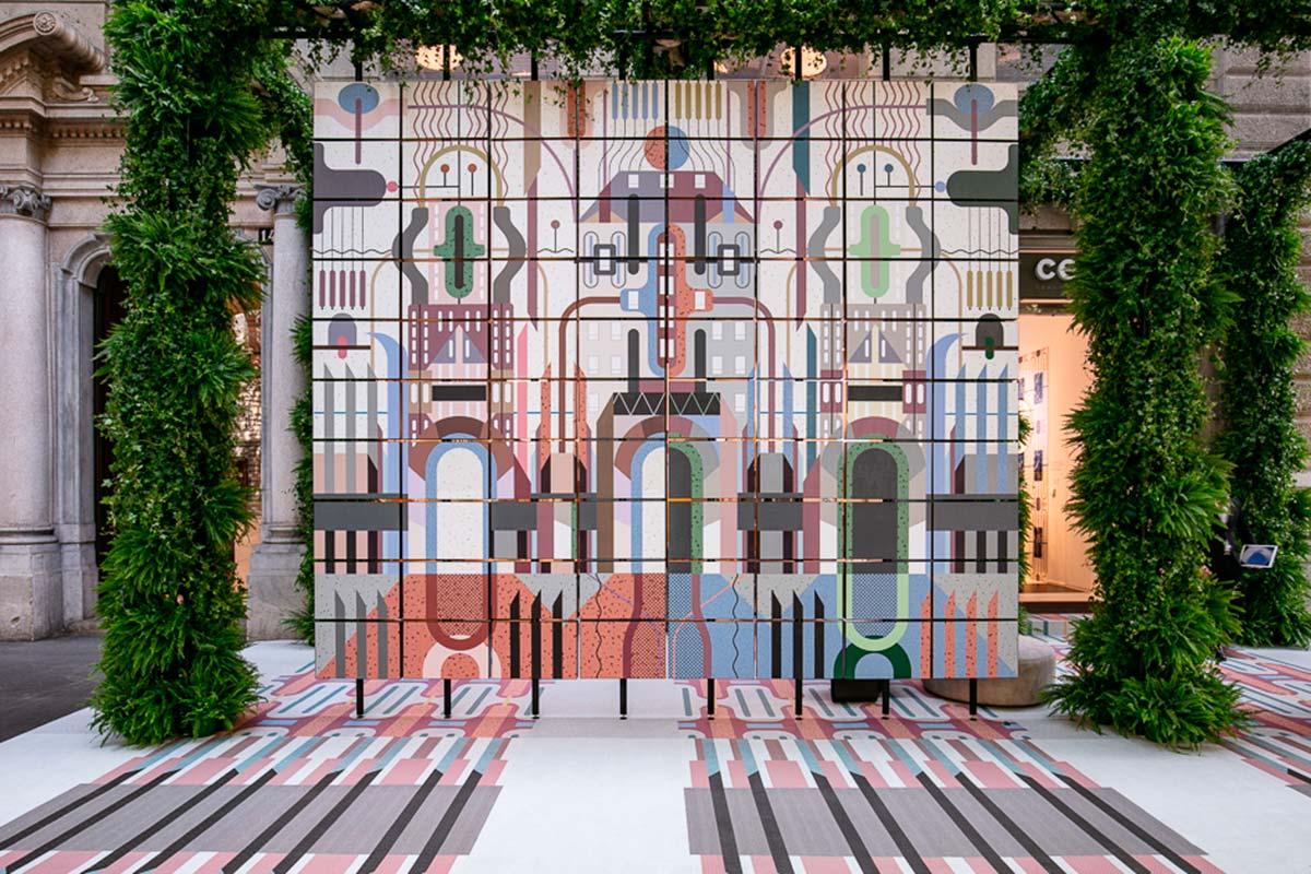 Hotel Chimera by Elena Salmistraro, CEDIT. Photo © Vanni Borghi