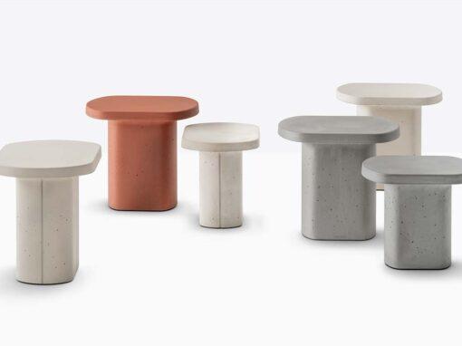 Caementum by Pedrali, Design Marco Merendi & Diego Vencato